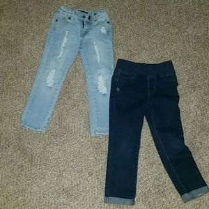 Toddler Lucky Jeans Bundle